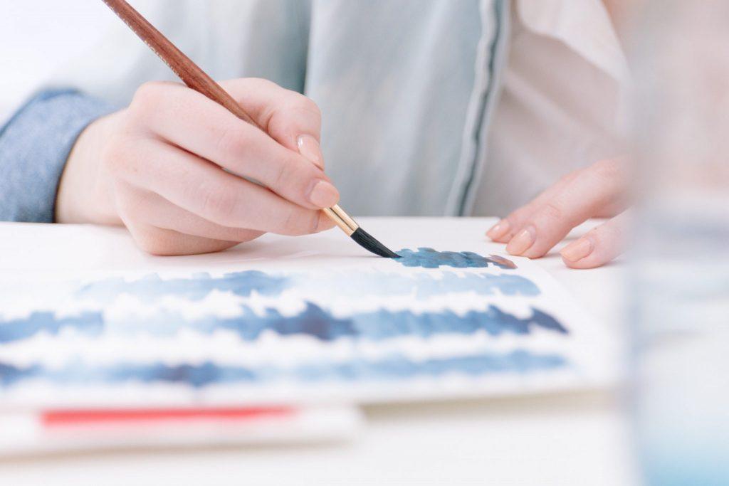 Watercolor-art-artist-paint brush-simple-artsy-Tumblr-creativity-inspiration-article