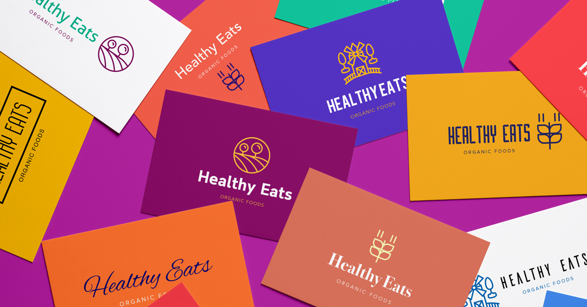 Business cards logojoy how to use a font pairing to build your brand examples colourmoves