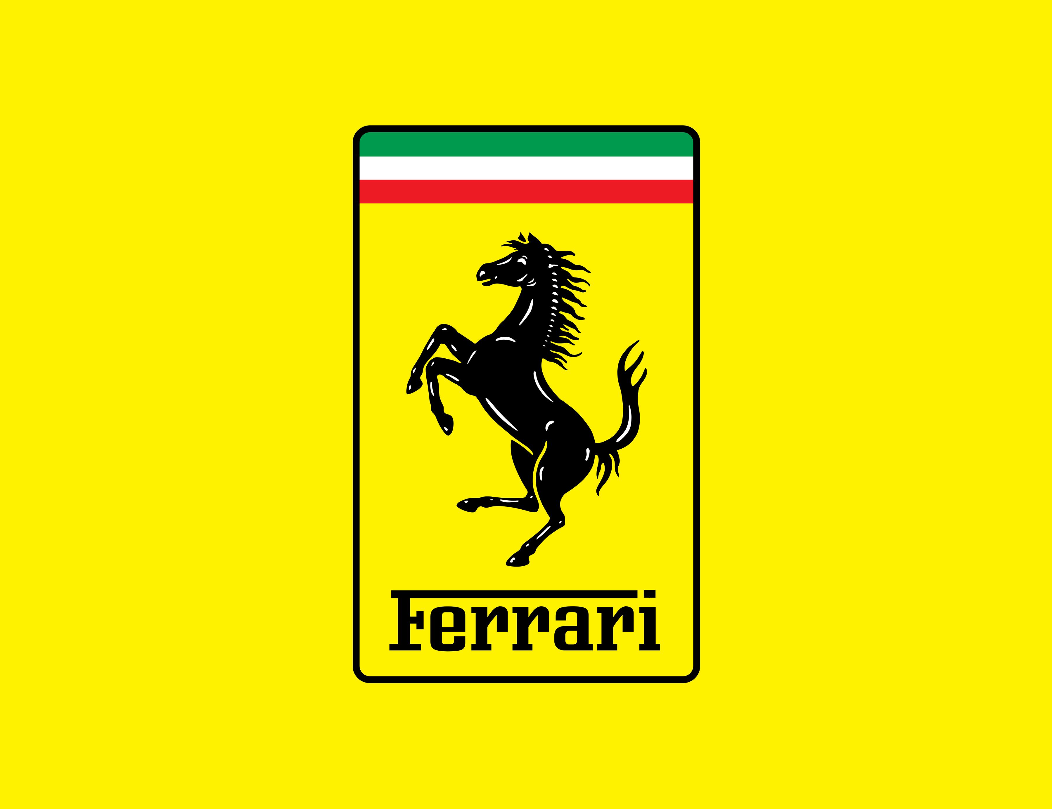 Ferrari logo - Logojoy
