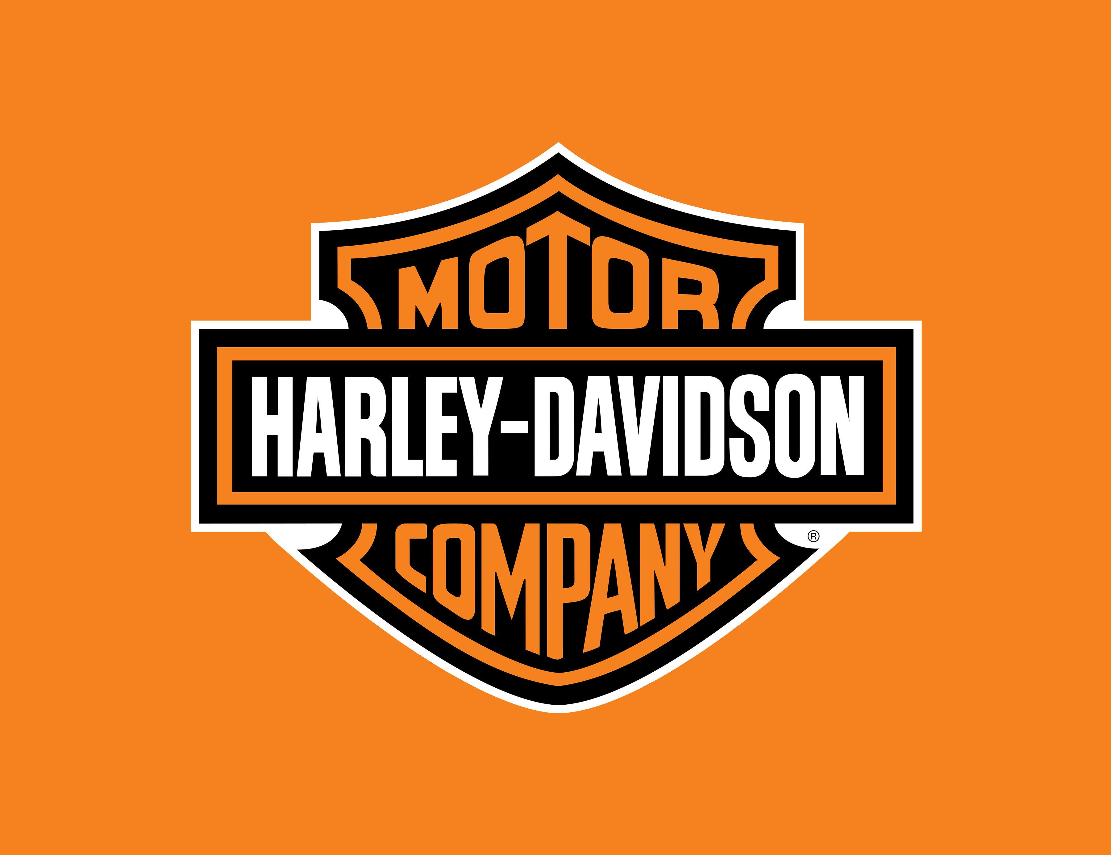 Harley Davidson Motor Company Logo Logojoy