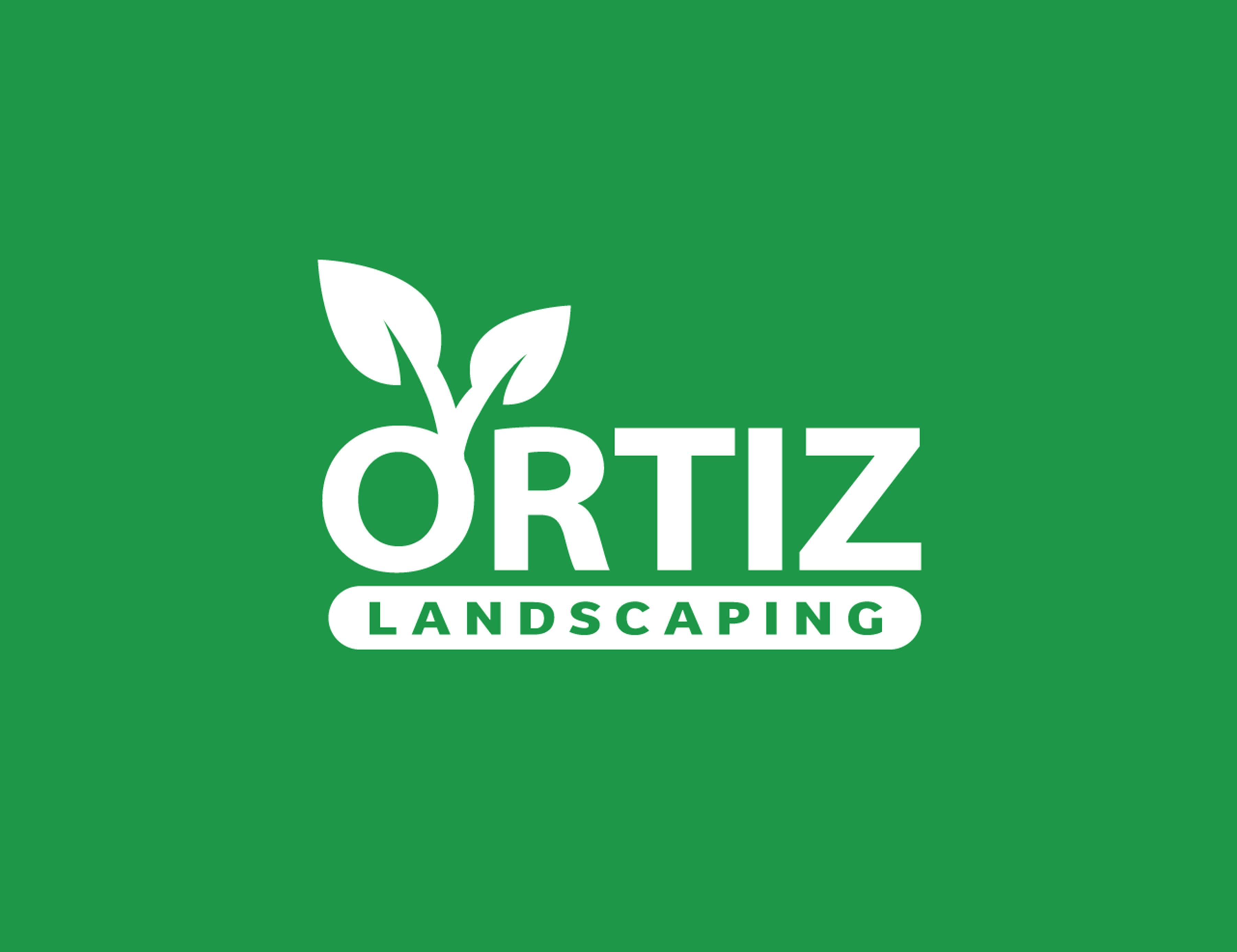 Agriculture Landscaping Logo Design