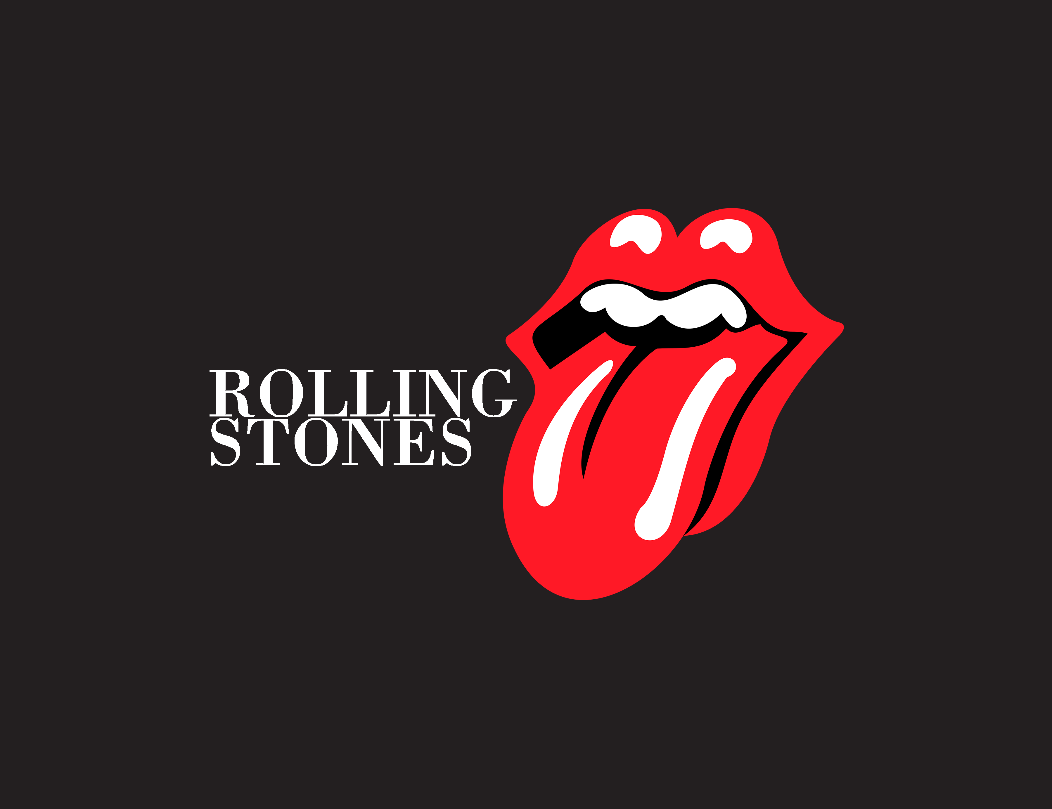the rolling stones logo music logo inspiration logojoy