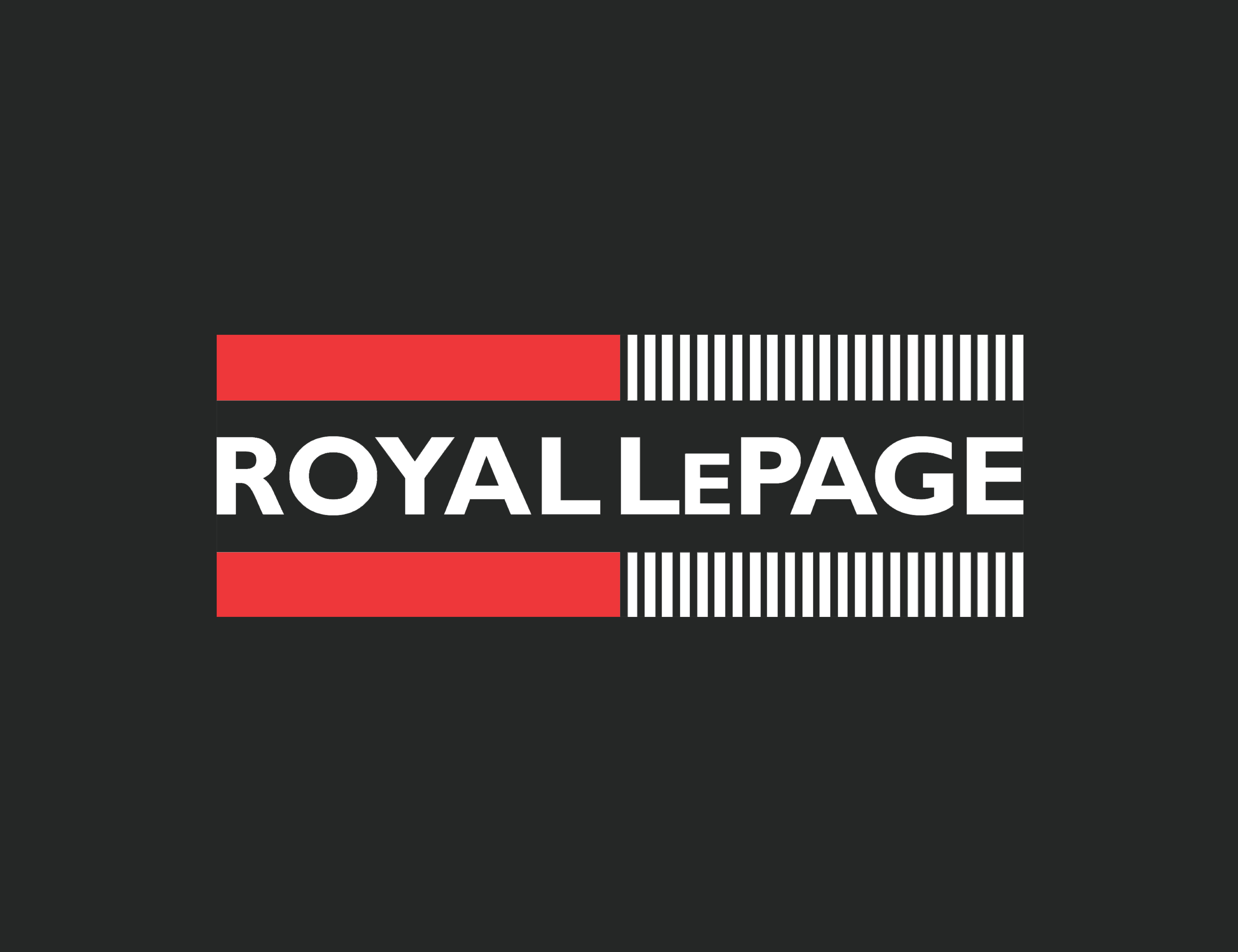 Royal lepage logo real estate logo inspiration logojoy royal lepage logo real estate company lines no symbol black background launching a business reheart Images