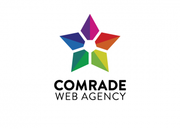 Comrade Web Agency Logo Design