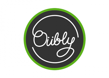 Oubly logo design