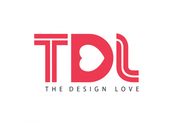 The Design Love Logo Design