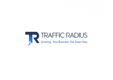 Traffic Radius Logo Design