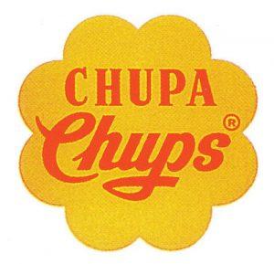 Chupa Chups logo sketch by Dali