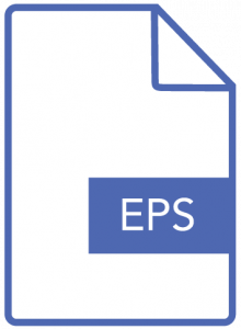 EPS logo format