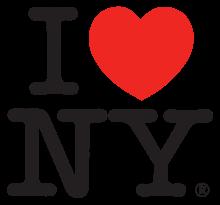 I Heart NY logo