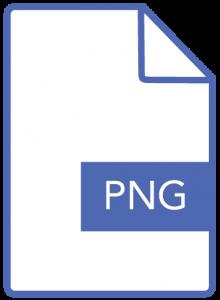 PNG logo format