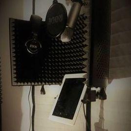 Home voice-over studio