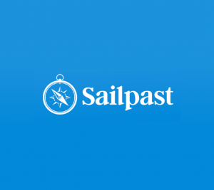 sailpast logo design
