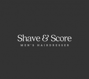 shave and score logo design