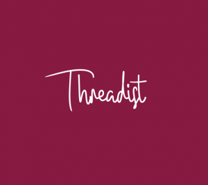threadist logo design