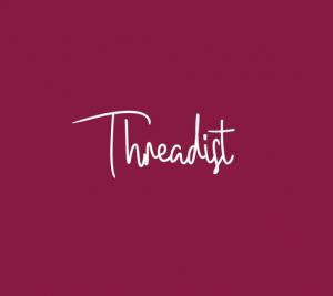 threadist logo design