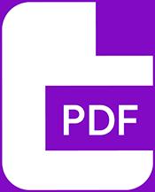 PDF File Illustration