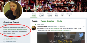 How to promote your website on Twitter
