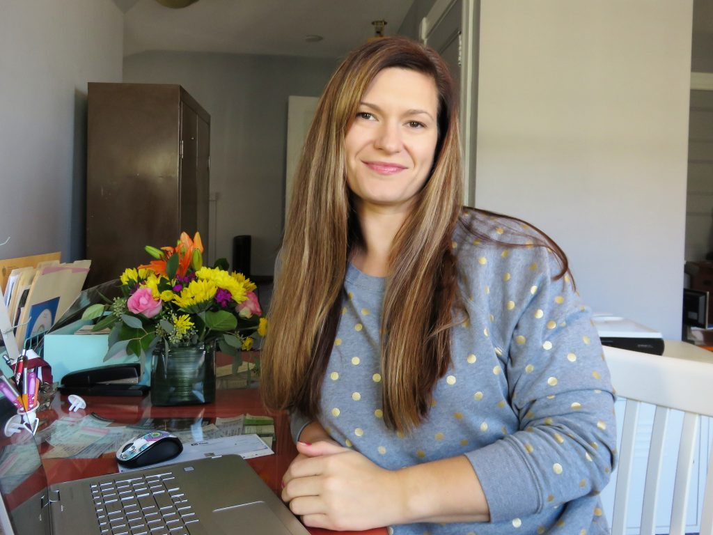 Sarah Williams On How To Start A Bookkeeping Business
