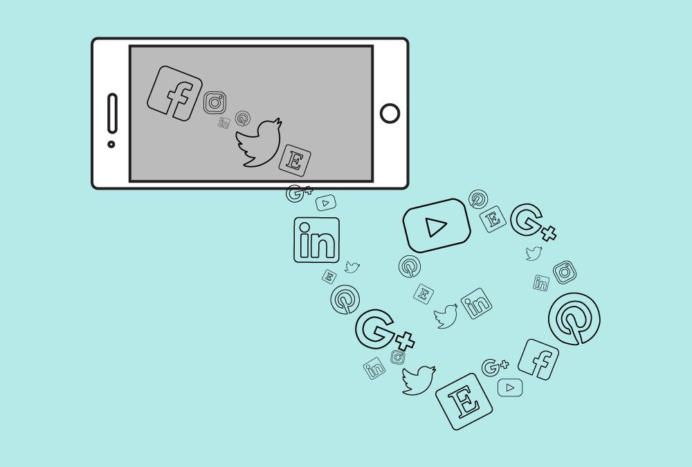 Using your logo on social media