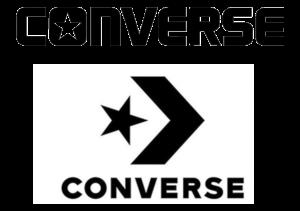 Converse logo redesign 2017