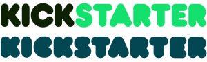 Kickstarter logo redesign 2017