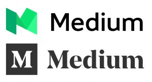Medium logo redesign 2017