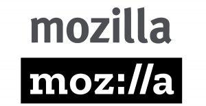 Mozilla logo redesign 2017