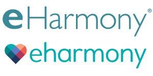 eHarmony logo redesign 2017