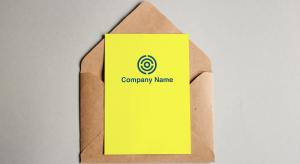 Logo on a company letterhead
