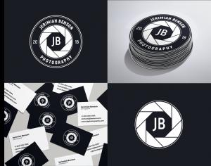 Circle badge logo design