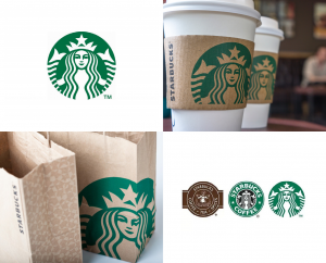 Starbucks circle logo