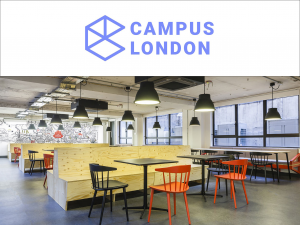 Campus London coworking space logo