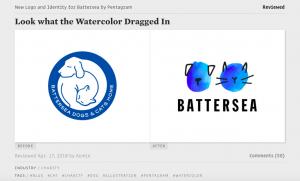Brand New logo inspiration