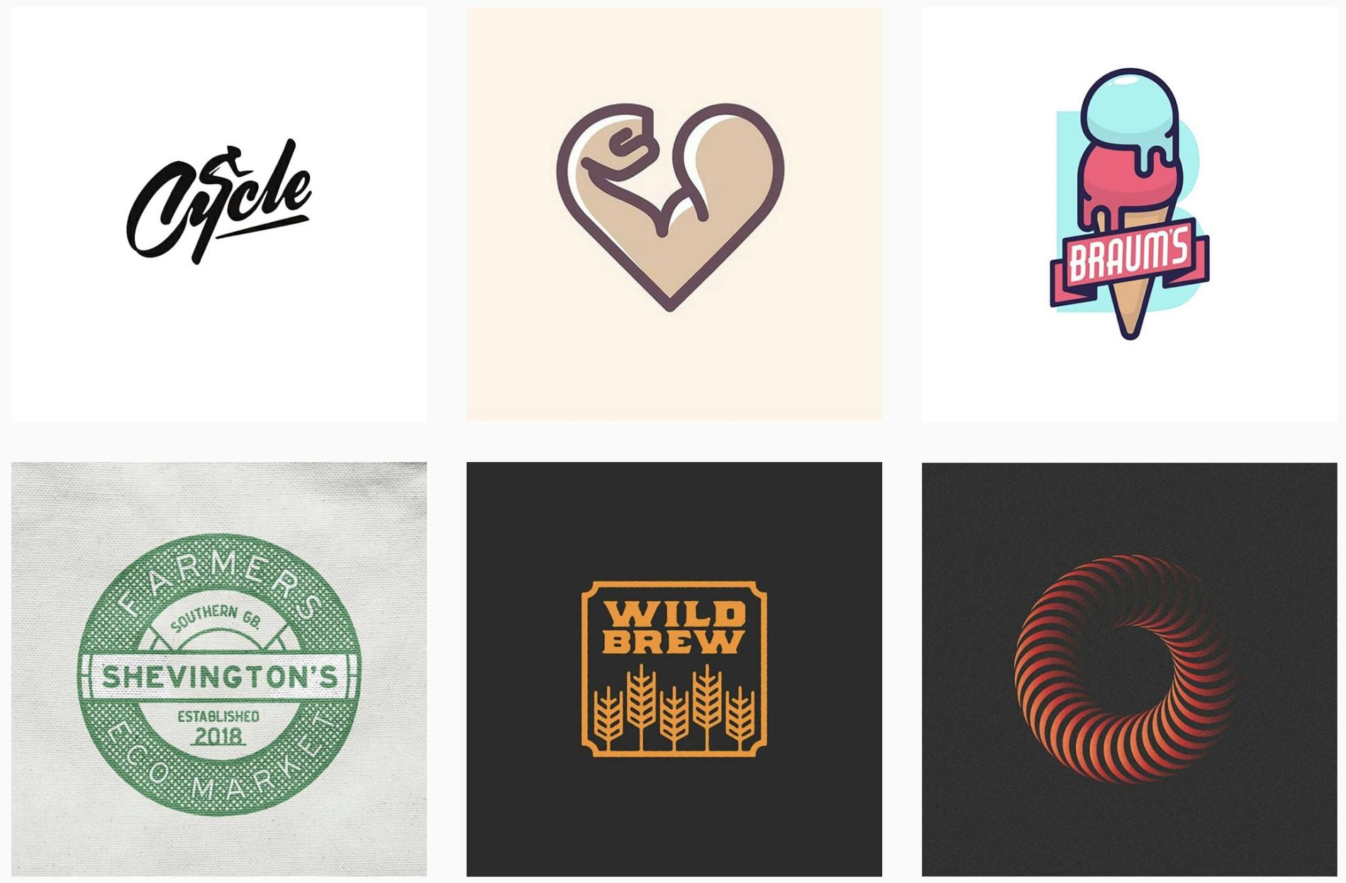 Logoroom Instagram Logojoy