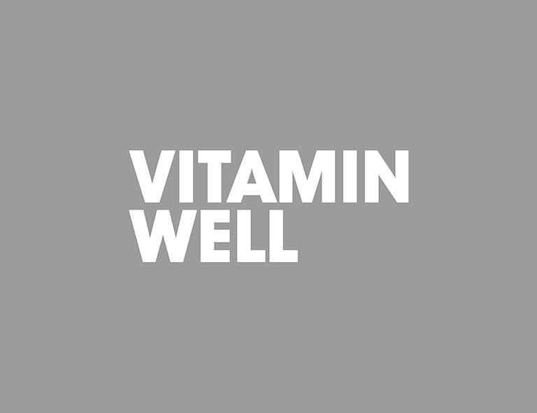vitamin well logo