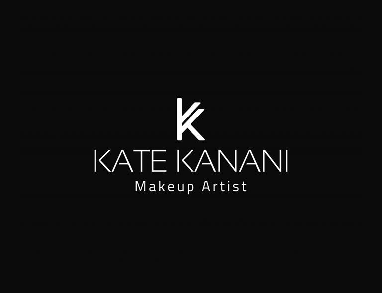 Makeup logos - Kate Kanani