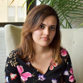 Photo of Mahsa Rahimi