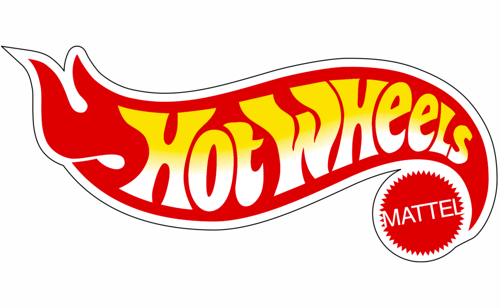 Hot Wheels logo from the 90s.