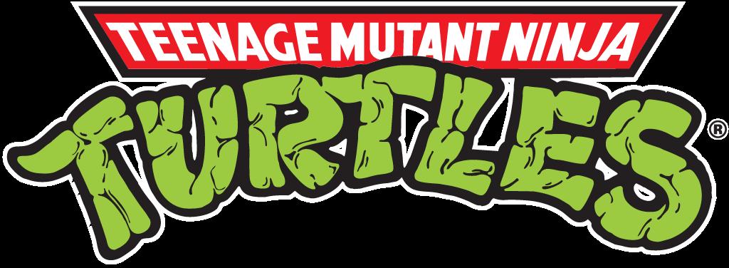 Teenage Mutant Ninja Turtles logo from the 90s.
