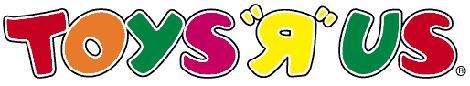 Toys'r'us logo from the 90s.