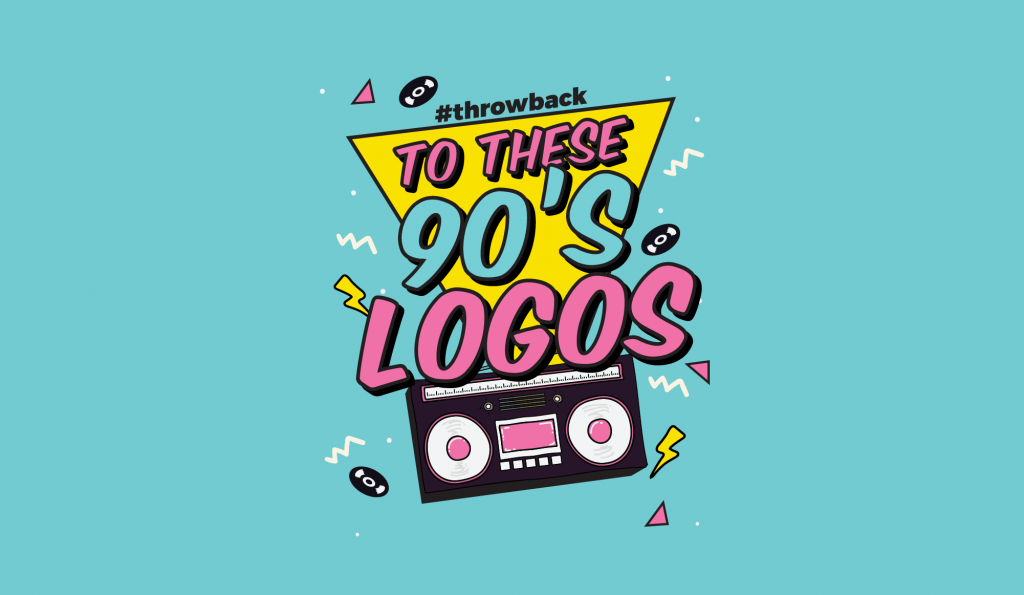 21 memorable 90s logos to take you back in time logojoy
