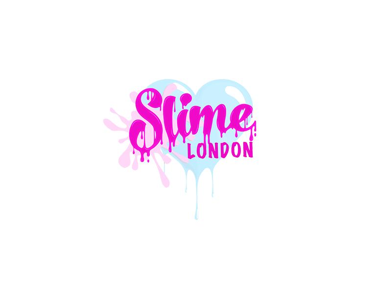 slime logo ideas make your own slime logo. Black Bedroom Furniture Sets. Home Design Ideas
