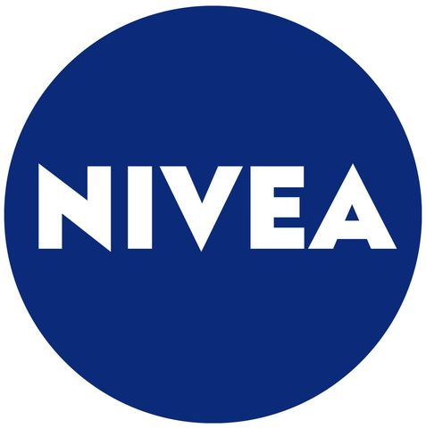 Nivea logo shown as example of circle logo.
