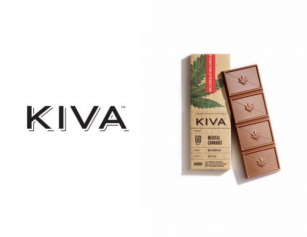Kiva cannabis brand
