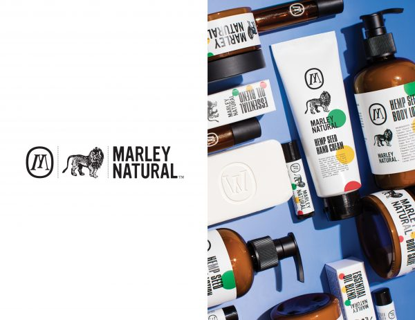 Marley Natural cannabis logo