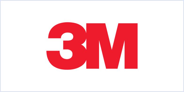 3M monogram logo