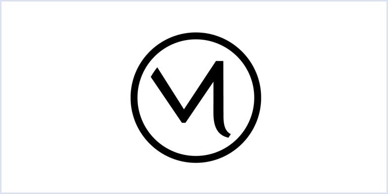 Mejuri monogram logo