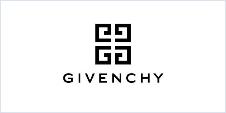 Givenchy monogram logo