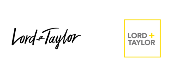 Lord & Taylor rebrand 2019